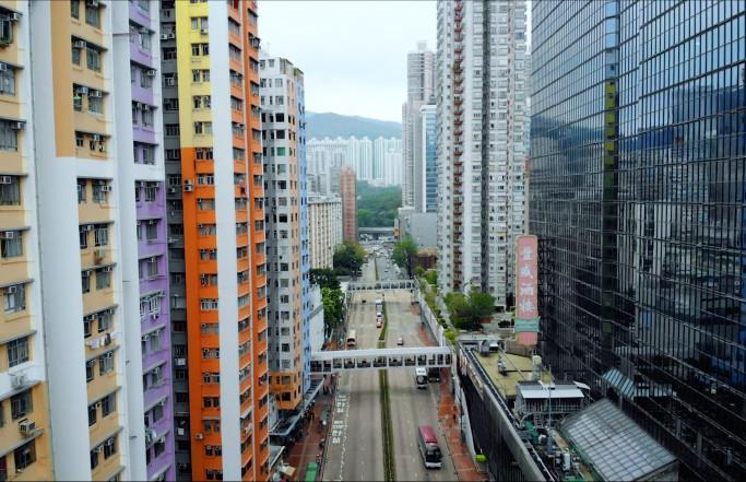 Drone x Hong Kong