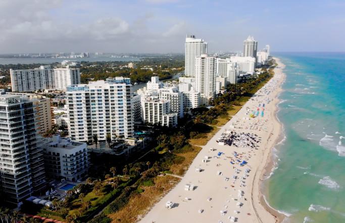 Drone x Miami