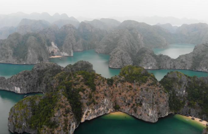 Drone x Ha Long Bay