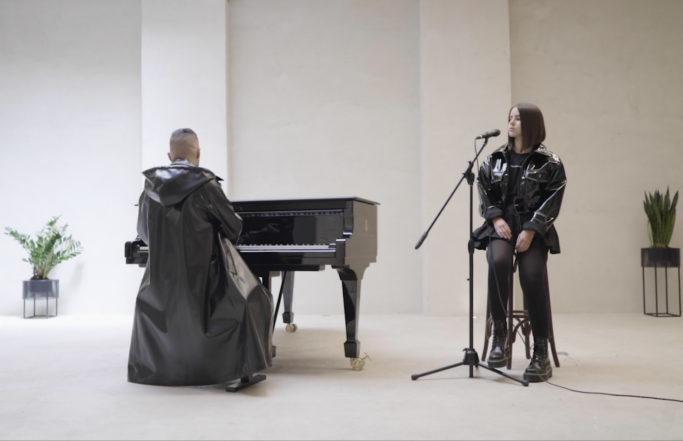Marina Kaye x Sofiane Pamart – The Whole 9 (Acoustic Version)